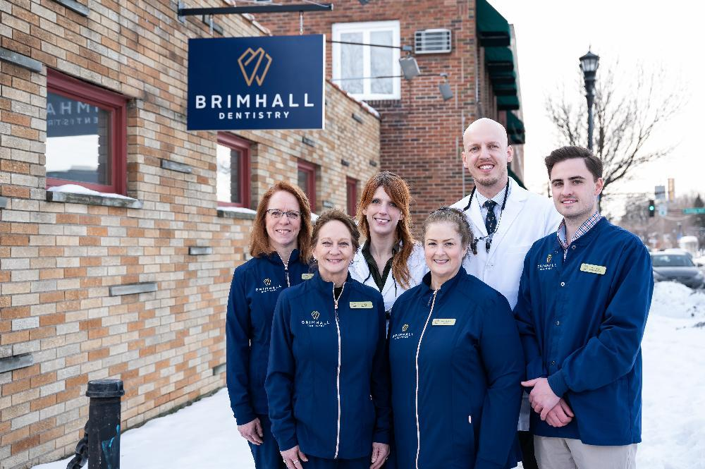 Brimhall Dentistry team photo | Dentist Office in St Paul MN
